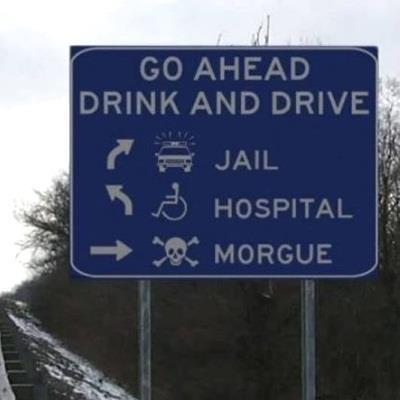 drink but don't drive