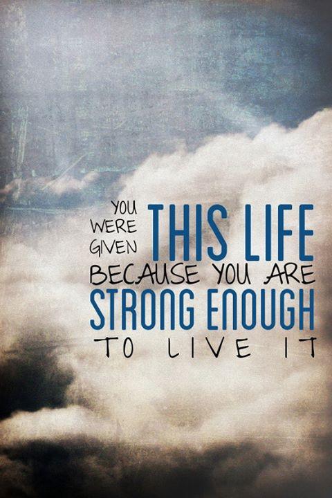 life......