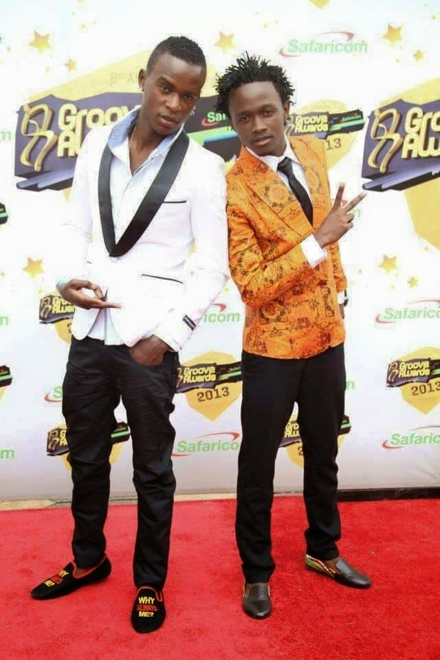 Willy Paul and Bahati 1
