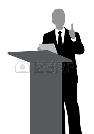 17816641-abstract-of-speaker-with-podium