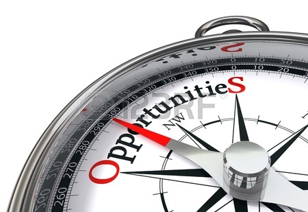 11053385-opportunities-way-indicated-by-concept-compass-on-white-background